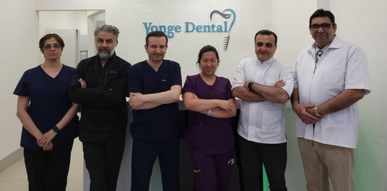 6006 Yonge Dental implant team North York